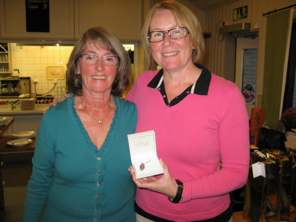 Order of Merit - Annette Nilsson vann smycket från TeBoon