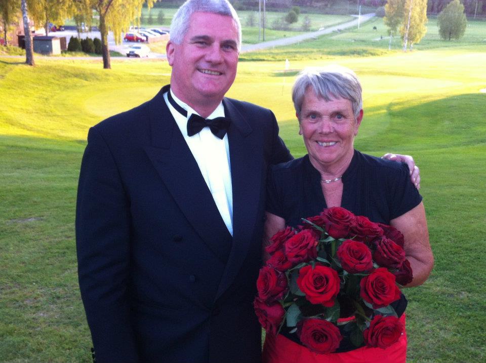 Vinnare 2012 Rose Bowl Kerstin Åkvist
