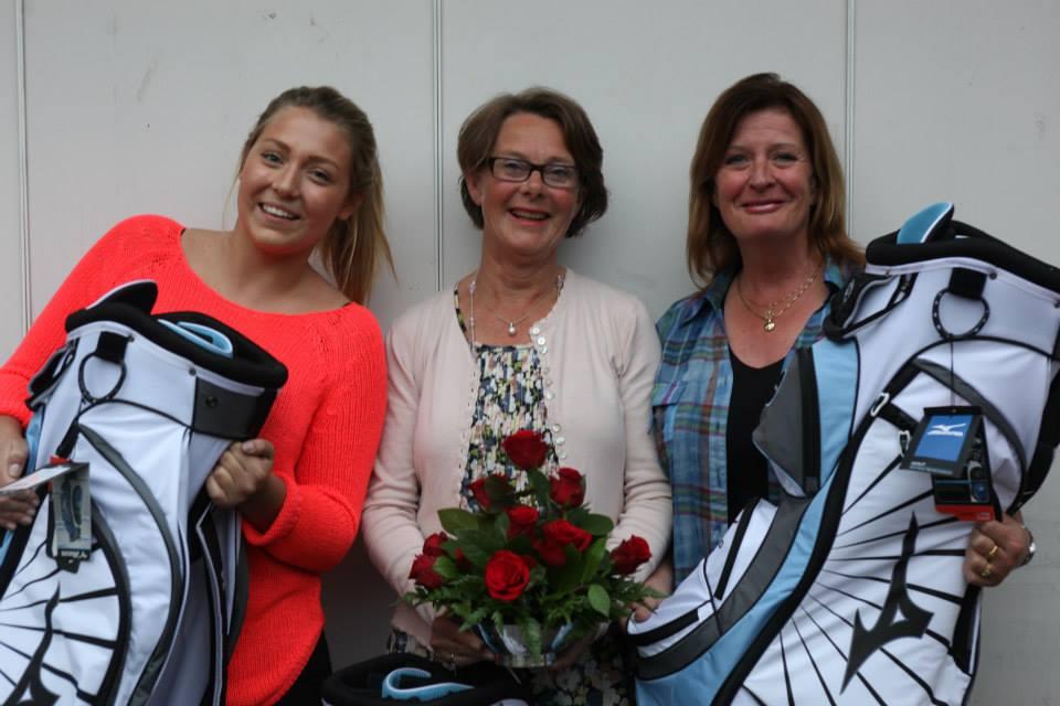 Vinnare A Malin Åkvist, B Ann-Christine Samuelsson, C Margareta Pettersson. Ann-Christine Samuelsson hade högst poäng och fick vandringspriset