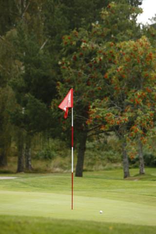 Green hål 6 Östra