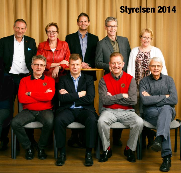 Styrelse 2014