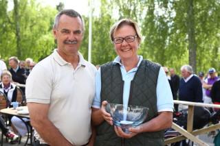 Vinnare klass 2 - Birgitta Ewerlöf och Göran Olofsson