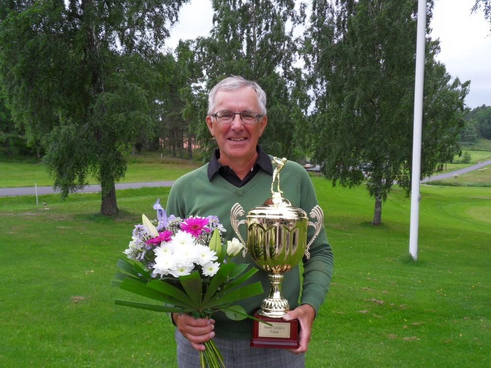 Jan Andersson, Vinnare av Sune Lindes Pokal 2011