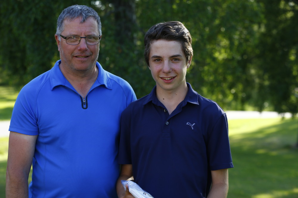 5a - Thomas Andersson och Arvis Rylander, 41 poäng, SHCP 12