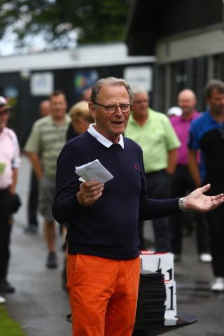 Gustav Thorstensson, Johnells, berättade om företaget i samband med prisutdelningen