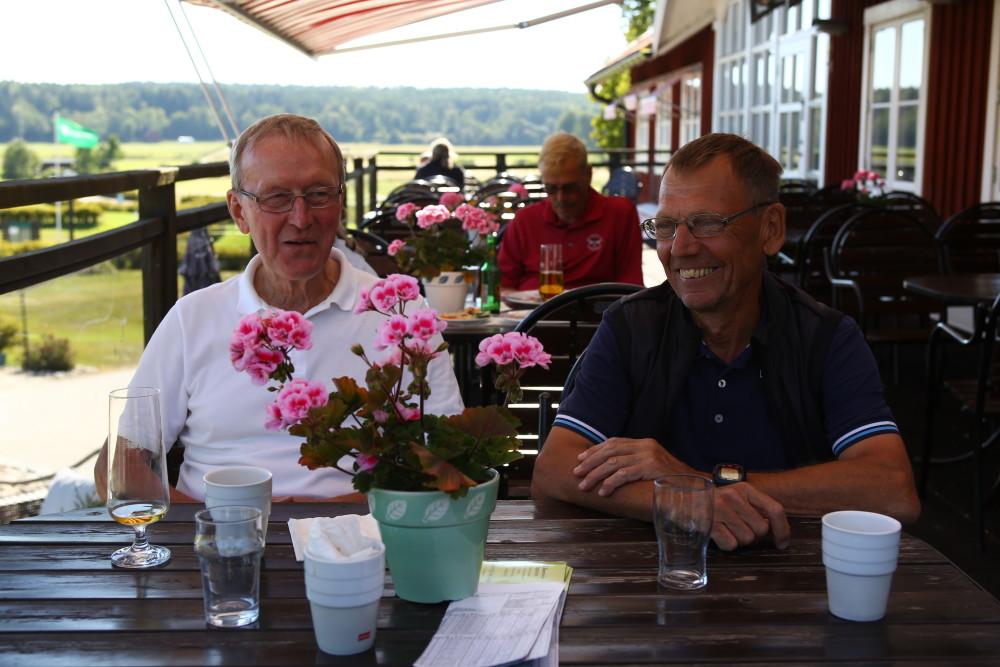 Boje Bengtsson respresenterade medlemskommittén och hade Allan Näsmark från kansliet till sin hjälp att räkna scorer.