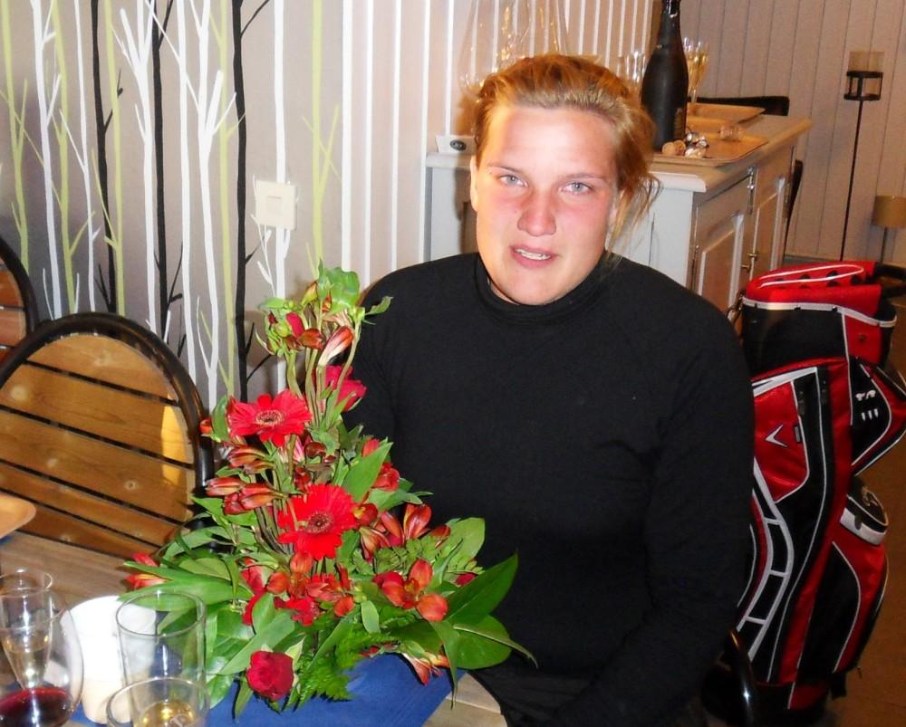 2011 - Therese Blomqvist, C-klass, vann årets Rose Bowl med 40 poäng. Vinnare A-klass, Susanne Hörnfeldt 36 p och B-klass Gunilla Odsvall Lindgren 38 p.