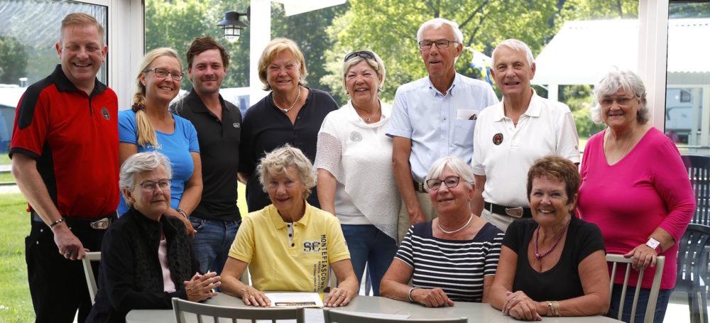 Golfkampen projektgrupp smal 2000