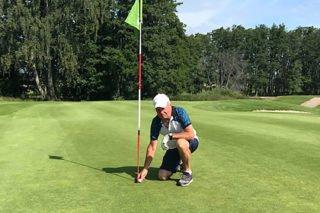HIO Leif Halt, Ica-golfen 2019